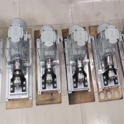 Bộ bơm bánh răng  lắp sẵn motor , Model : FTSS-150