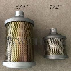 """Ống pô giàm thanh  dùng cho bơm màng / Size 1/2"""""""